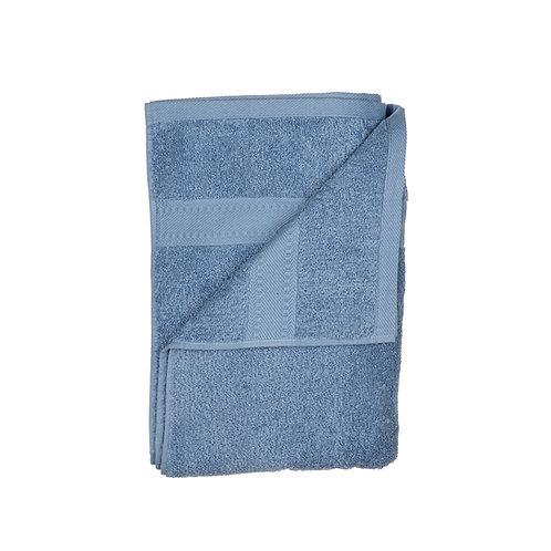 Serviette de bain MAXI - BLEU CLAIR - PERSONNALISABLE - Premium