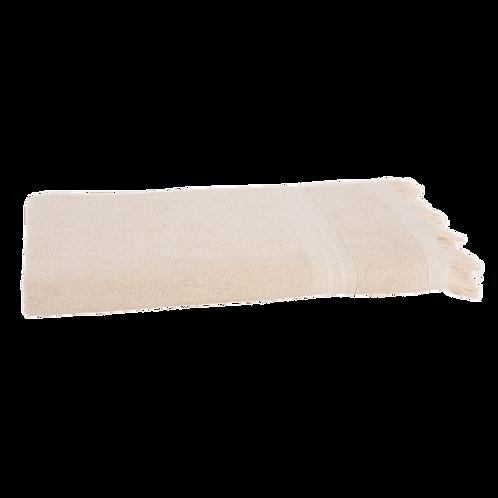 Serviette de Plage XL - Vieux Rose - Personnalisable