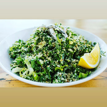 Special Ceasar Salad