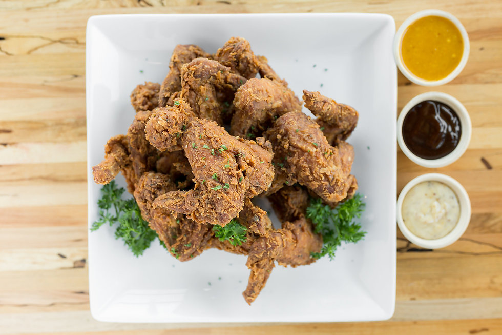 Roots Chicken Shak Chicken wings