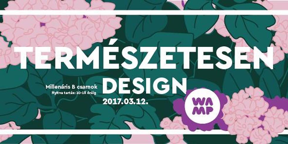 WAMP Természetesen design