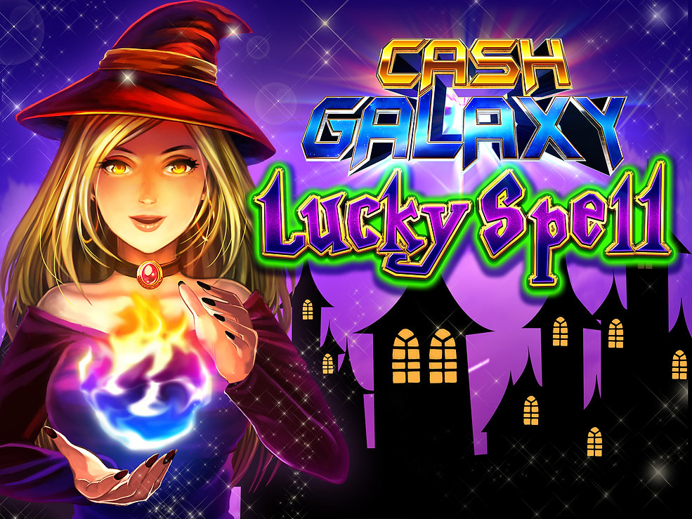 Cash Galaxy - Lucky Spell - Logo large.j