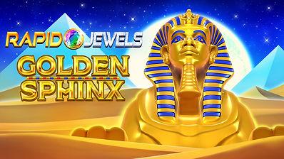 Personality - Rapid Jewels Golden Sphinx