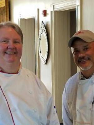 Head Chefs Jon Turner/Cherri Koester Team Tuscaloosa (Tuscaloosa, AL)