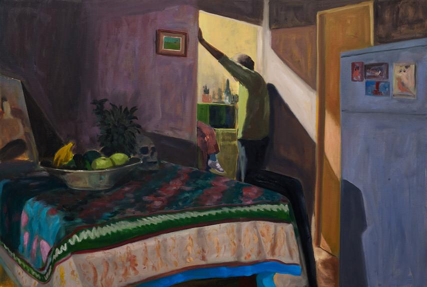 conversation110x80oil-on-canvas2018j