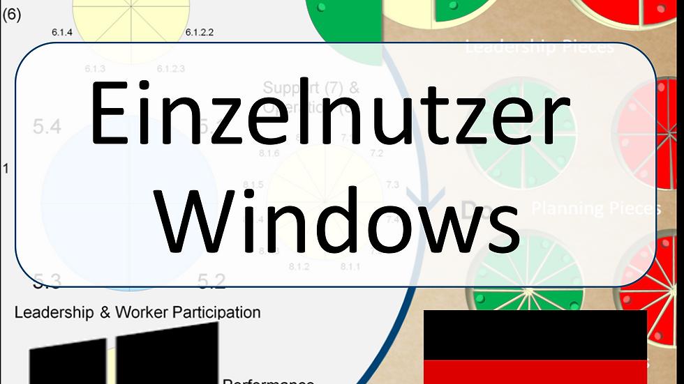 ISO45001 Single-User-Spiel für Windows (Deutsch)