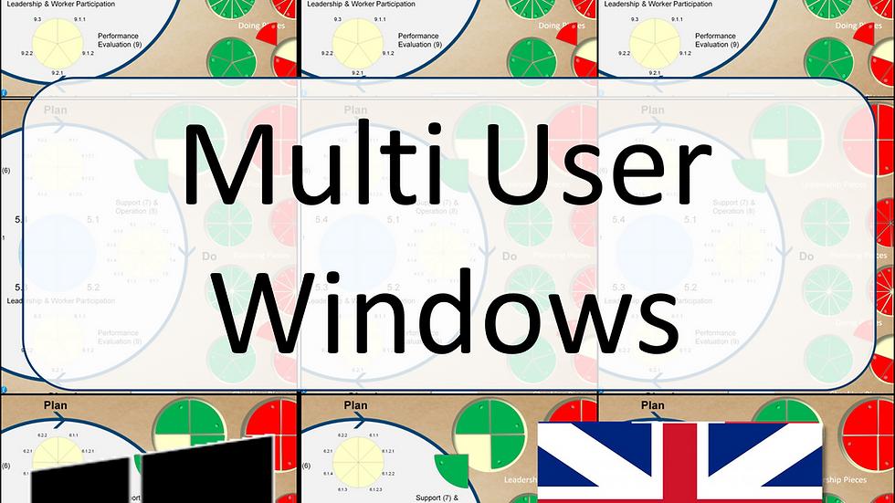 ISO45001 Multi-User Game for Windows