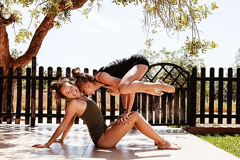 ☽ You CAN'T be good or bad at yoga☽ ANYO