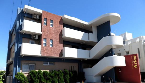 沖縄で土地活用と賃貸経営といえばアーキテクトデザイントォーラス 建物