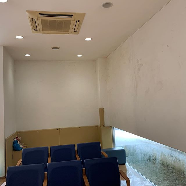 2019.09.24 本日の施工報告です。今回はうるま市で内部の塗装工事