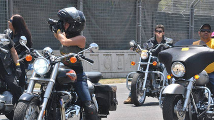 EN MÉXICO DOS DE CADA 10 MOTOCICLISTAS SON MUJERES