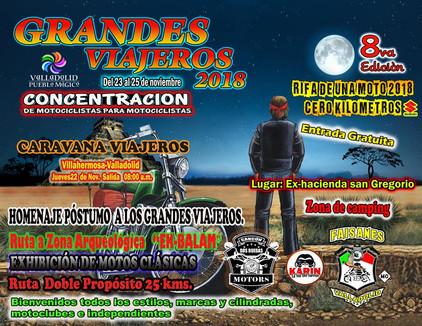 La Princesa Olmeca estará presente en Grandes Viajeros Valladolid 2018