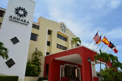 Hotel Adhara Cancún un paraíso en el Paraíso