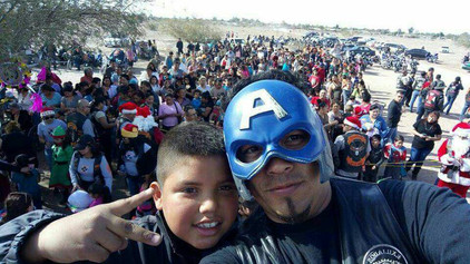 Infernales de Mexicali realizan 11vo ToyRun
