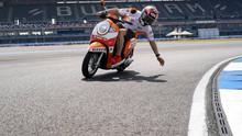 MotoGP calienta motores en Tailandia