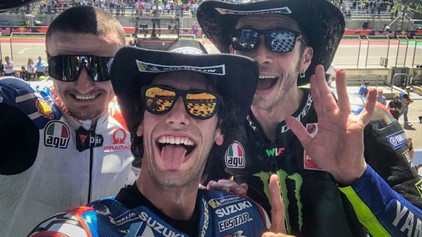 Gran Premio de las Américas es para Alex Rins