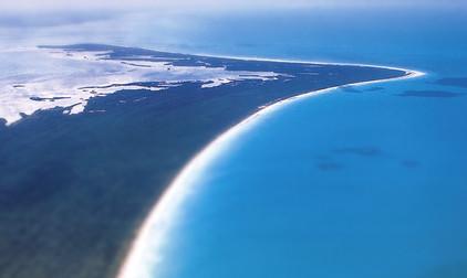 Holbox y la luz de sus playas...