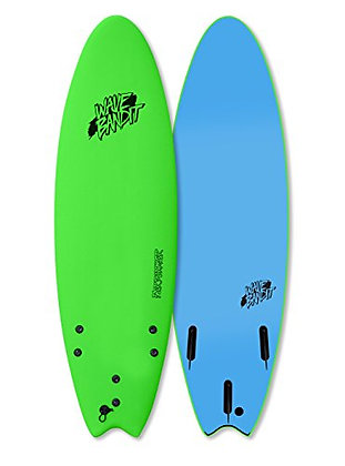 "6'0""Catch Surf Wave Bandit Performer Tri-Fin"