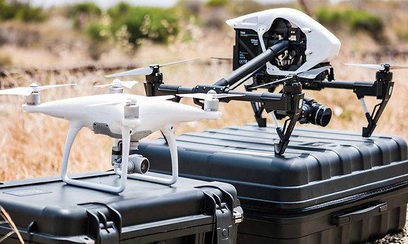 Hire a professional Photographer/Drone Pilot