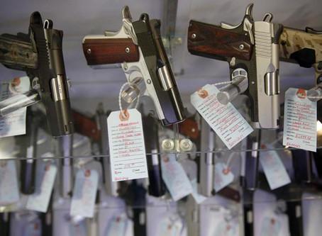 America's Deadly Gun Disease