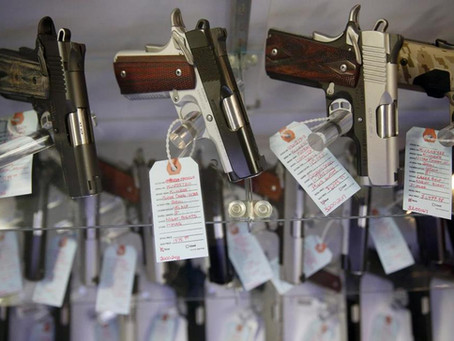 America's Deadly Gun Disease