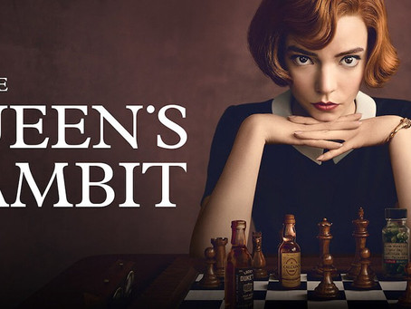 My Psychology Today Review of 'The Queen's Gambit'