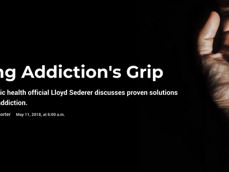 The Addiction Solution - a US News & World Report Interview