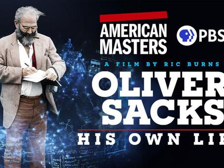 L'Chaim: The singular life of Oliver Sacks