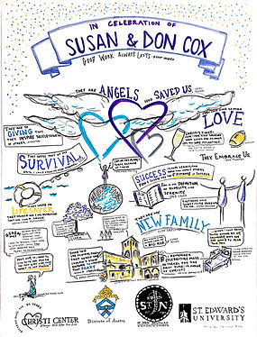 Honoring Susan & Don Cox