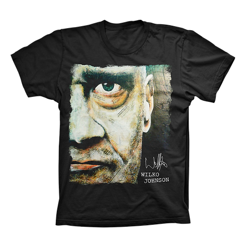 Wilko Face Collage T-Shirt