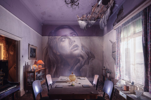 Rone-2017-'The Dining Room'-- Omega Proj
