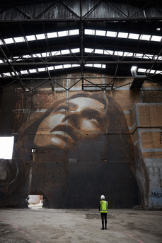 Tintin Hedberg--'RONE The Alpha Project'