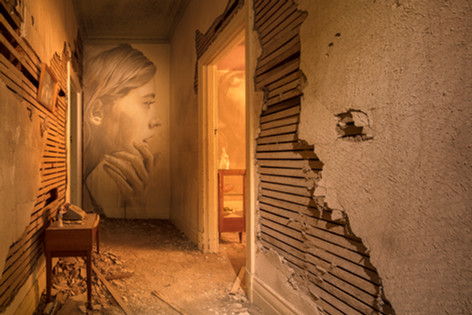 Rone-2017-'The Hallway'-- Omega Project