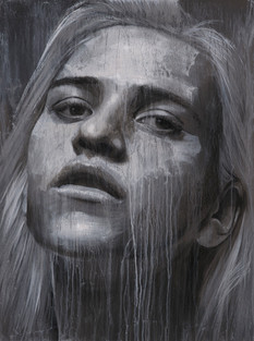 Rone--'Not Likely'-Mixed Media on Canvas