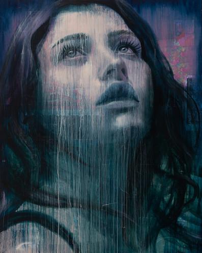 Rone-2014-'Lumen'-Mixed Media on Canvas