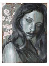 Rone-2014-'Blossom'-Mixed Media on recla