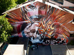 Rone & Meggs-2012-'Peoples Market Wall'-
