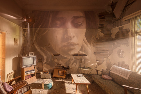 Rone-2017-'The Living Room'-- Omega Proj