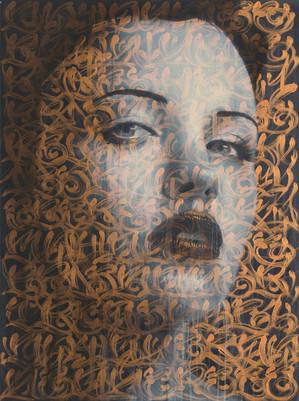 Rone & Mayonaize-2015-'Rose Gold'-Stenci