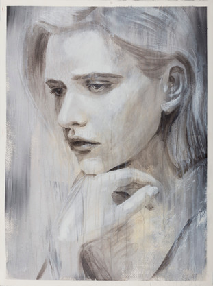 Rone-2016-'Study for Iv'e Seen Fire & Iv