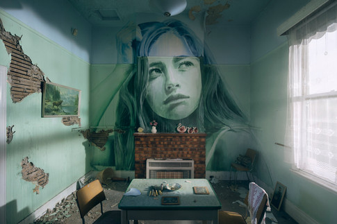 Rone-2017-'The Green Room'-- Omega Proje