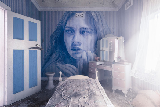 Rone-2017-'The Blue Room'-- Omega Projec