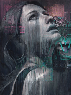 Rone-2014-'Rise'-Mixed Media on Canvas 1