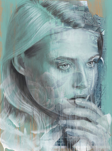 Rone-2013-'forgotten thoughts of yesterd