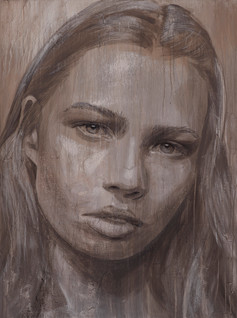 Rone-2016-'The Decider'-Mixed Media on C