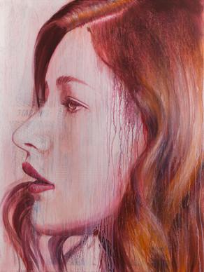 Rone-2015-'Red Terressa'-3_ x 4_ mixed m
