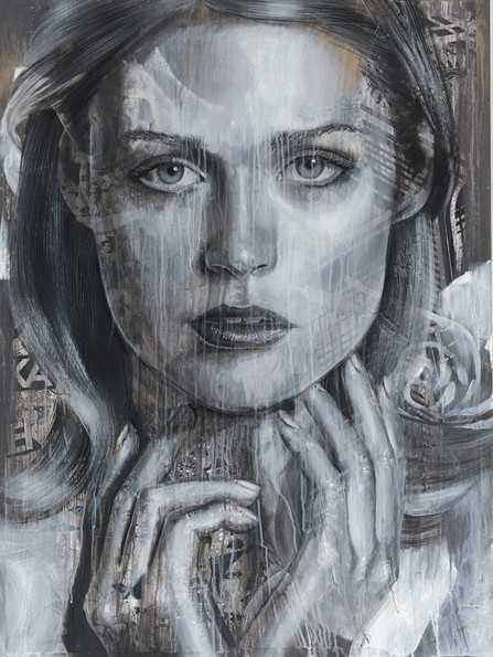 Rone-2013-'the Keeper'-Mixed Media on ca