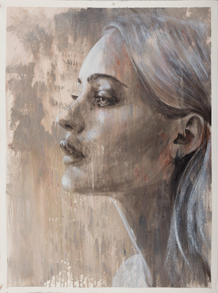 Rone-2016-'Study for Do You Think You Ca