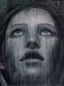 Rone-2014-'Under Your Spell'-Mixed Media