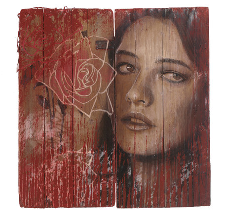 Rone-2014-'Subrosa'-Mixed Media on recla